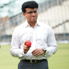 Dada and his team: As Sourav Ganguly takes charge of BCCI, here's a look at the main office-bearers