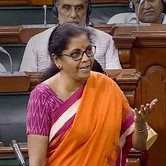 After corporate tax rate cuts, Nirmala Sitharaman says no plan to revise fiscal deficit target yet