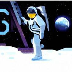Google doodle celebrates 50th anniversary of Apollo 11 mission to moon