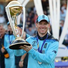 The best game of cricket that has probably been played: England captain Eoin Morgan on WC 2019 final