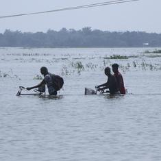 Toll from rain, floods in Assam and Bihar nears 150, over 1 crore people affected