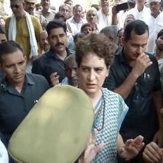 The big news: Priyanka Gandhi meets Sonbhadra victims' kin after dharna, and nine other top stories