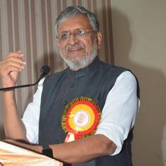 Bihar Deputy CM says 2020 Assembly polls will be contested under Nitish Kumar's leadership