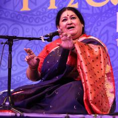 Raga Heartbreak: Singer Shubha Mudgal's stories from the world of music are fine-tuned to loss