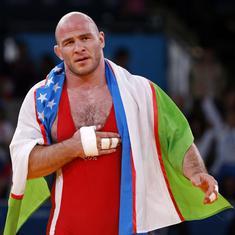 Uzbekistan wrestler Artur Taymazov stripped of London 2012 gold, loses second medal over doping