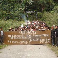 How consent for Dibang dam was manufactured by terrorising the people of Arunachal Pradesh
