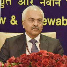Ajay Kumar Bhalla appointed Union home secretary