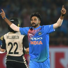 After father's death, pacer Mohammed Siraj opts to stay back in Australia: BCCI