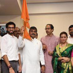 In a blow to Sharad Pawar, NCP Mumbai chief Sachin Ahir joins Shiv Sena