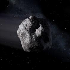 An asteroid just zipped past Earth and scientists barely noticed it in time