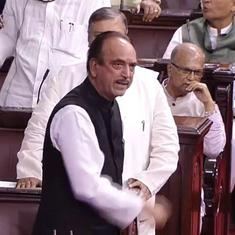 Amendments to RTI Act passed in Rajya Sabha, Opposition alleges intimidation by government