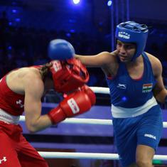 Boxing: Simranjit Kaur, Pooja Rani and Jasmine win silver medals at Boxam International