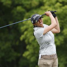 Golf round-up: Mixed day for Aditi Ashok in US; Varma, Malik tied-9th in Indian Open