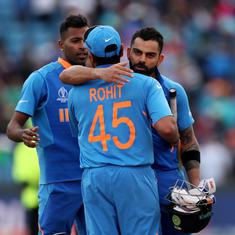 No review meeting planned for India's World Cup showing, no Rohit-Kohli rift, says Vinod Rai