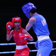 Boxing: Nikhat Zareen, Shiva Thapa sail into quarter-finals of Strandja Memorial