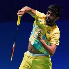 Japan Open Badminton: India's campaign ends as Praneeth loses in straight games to Momota in semis
