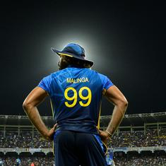 Didn't perform despite my experience: Malinga takes blame for Sri Lanka's T20I series loss to India