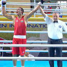 Boxing: Ashish Kumar clinches gold as India finish with eight medals in Thailand International
