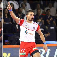 The tale of two Naveens: Pro Kabaddi's prodigies come of age in Dabang Delhi-Haryana Steelers clash