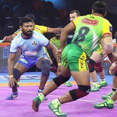 Pro Kabaddi: Patna Pirates edge out Tamil Thalaivas in thriller, Bengal Warriors cruise to win