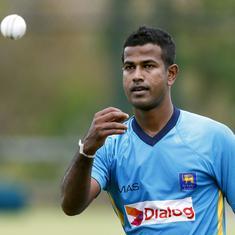 Retired Kulasekara to be felicitated as Sri Lanka dedicates third Bangladesh ODI to former pacer
