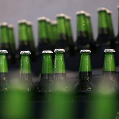 Delhi government bans maker of Budweiser, Hoegaarden beers from market for three years: Reuters