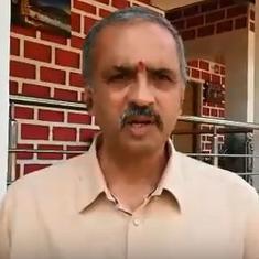 Karnataka: BJP MLA Vishweshwar Hegde Kageri elected Assembly Speaker