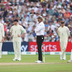 'Horrific from ball one': Twitter reacts to poor umpiring on first day of Ashes Test