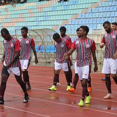 Football: Real Kashmir aim to upset Mohun Bagan, East Bengal face Gokulam Kerala in Durand Cup semis