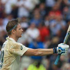 What a way to make a comeback: Tendulkar lauds Smith after Australia's dominant win in Ashes opener