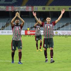 Indian football: Chamorro scores brace as Mohun Bagan beat Mohammedan Sporting 2-0 in Durand Cup
