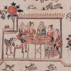Chintz, calico, pyjamas: How India's Indian Ocean textile trade rose in the east and set in the west