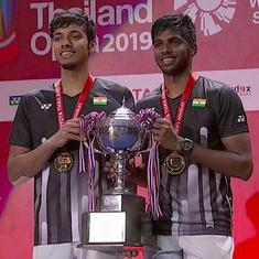 Worth all the hype: Twitter raises a toast to Satwik-Chirag for their historic Thailand Open triumph