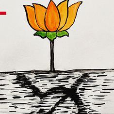 The Political Fix: Why some Narendra Modi supporters are now calling him 'communist'