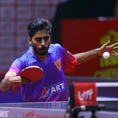 Table tennis: G Sathiyan becomes first Indian to sign up for Japan's T League