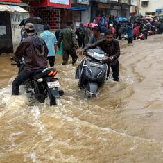 Flood situation grim in Maharashtra and Karnataka, red alert issued in three Kerala districts