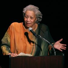 Watch: Why Nobel laureate Toni Morrison said, 'The function of freedom is to free someone else'