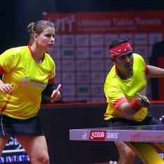 Ultimate Table Tennis: Chennai Lions ease past RP-SG Mavericks Kolkata to qualify for semi-finals
