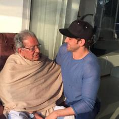 Mumbai: Director J Om Prakash, actor Hrithik Roshan's grandfather, dies at 93