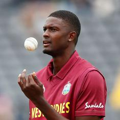 Tough transitioning back as player: Holder admits struggle after removal as WI white-ball captain