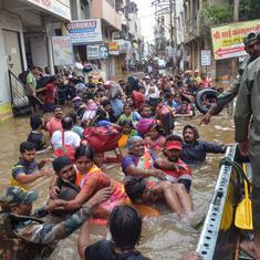 At least 28 killed in Kerala rains, Maharashtra and Karnataka also battle floods