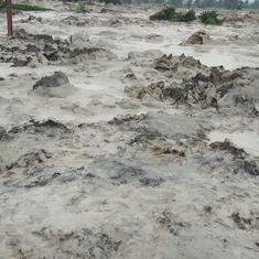 Madhya Pradesh: Essar alleges sabotage after toxic ash leak at power plant in Singrauli