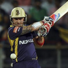 Watch the IPL's crazy start: When Brendon McCullum's 158* for KKR changed the course of the game