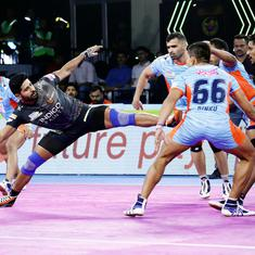 Pro Kabaddi 2019: Bengal Warriors edge see-saw battle against U Mumba; Patna end home leg on a high