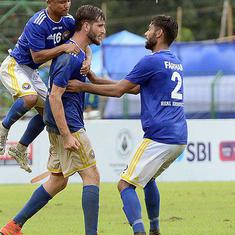 Indian Football: I-League side Real Kashmir to have pre-season in Mumbai after Durand Cup heroics