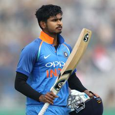 He judged me for how I am: Shreyas Iyer recalls the first time when Rahul Dravid watched him play