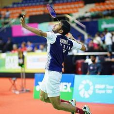 Vietnam Open badminton: Sourabh Verma reaches QF, Siril Verma stuns top seed but ousted in 3rd round