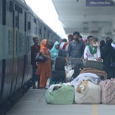 Railways cancels Samjhauta Express on Indian side days after Pakistan suspends services