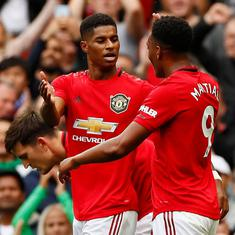Premier League: Man United bank on Rashford, Martial's blossoming partnership to overcome Brighton