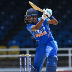 I want to stay in the team for a while, says Shreyas Iyer after crucial fifty in second ODI